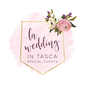 logo la wedding in tasca