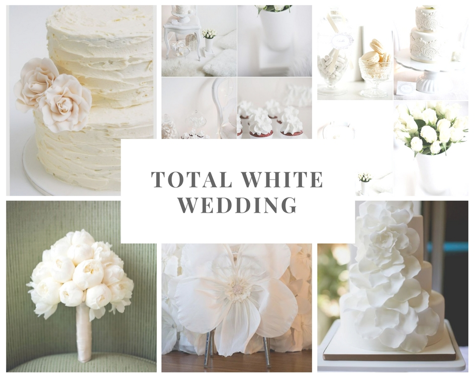 Ispirazioni Total White per il tuo matrimonio - La Wedding in Tasca acb8f02eafd