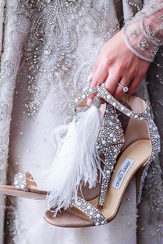 Scarpe Per La Sposa.Quali Scarpe Da Sposa Per Il Tuo Matrimonio La Wedding In Tasca