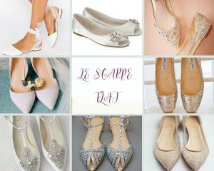 foto ufficiali 5fa7b ca69c Quali scarpe da Sposa per il tuo Matrimonio? - La Wedding in ...