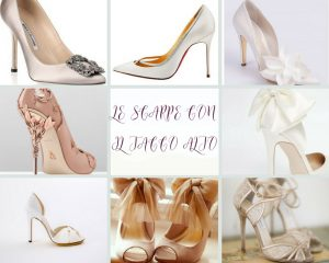 Scarpe Sposa Ottobre.Quali Scarpe Da Sposa Per Il Tuo Matrimonio La Wedding In Tasca