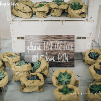 idee eco wedding