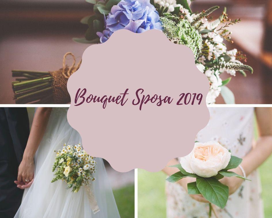 Bouquet Sposa Unica Rosa.Bouquet Sposa 2019 Tendenze E Consigli Per Scegliere Quello Piu
