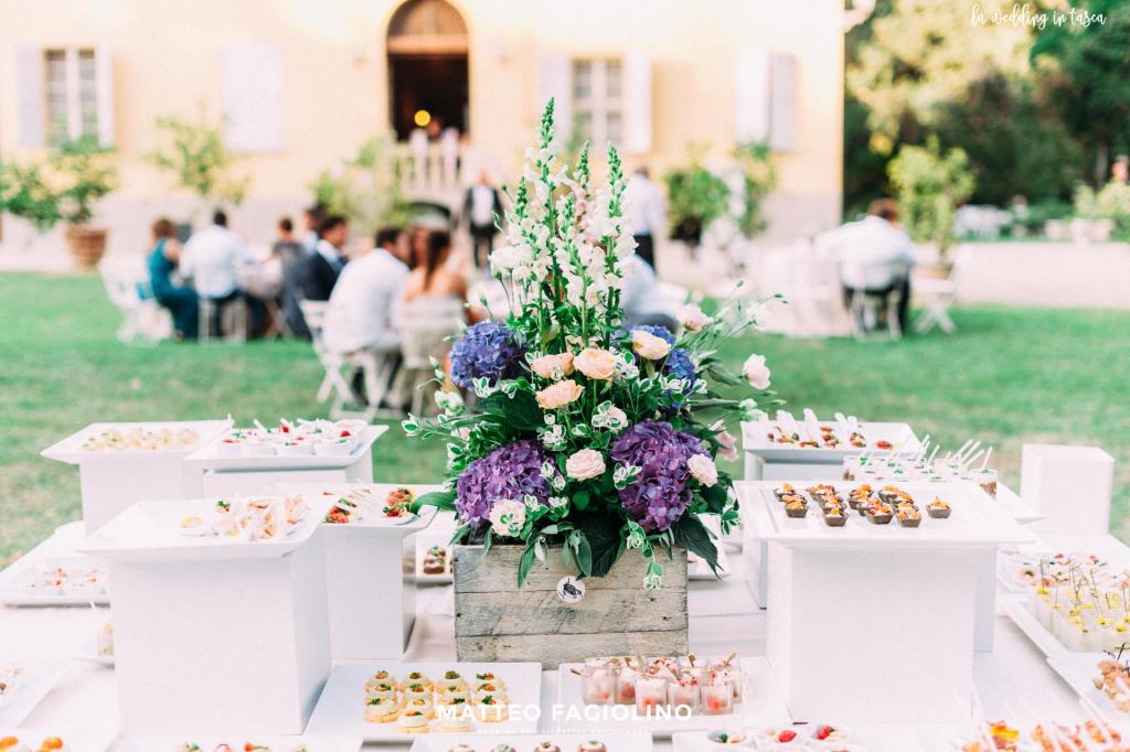 budget del matrimonio location e catering