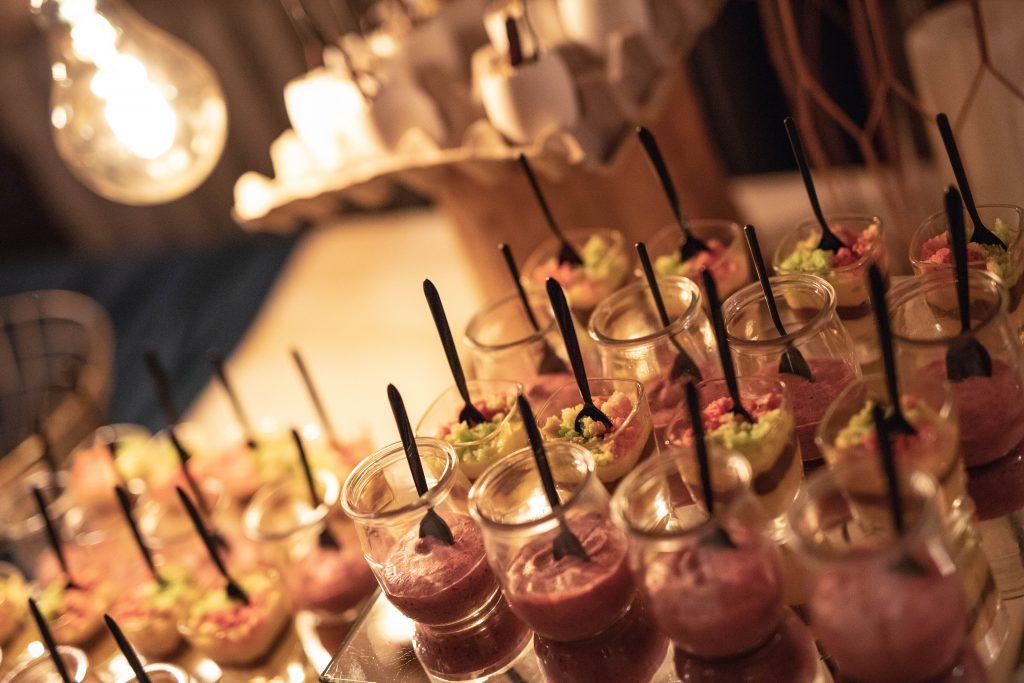 matrimonio 2020 post covid-19 buffet monoporzione