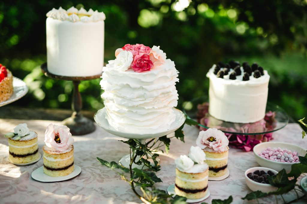 wedding cake matrimonio 2020