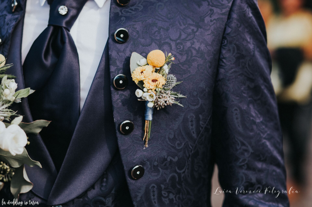abito da sposo matrimonio