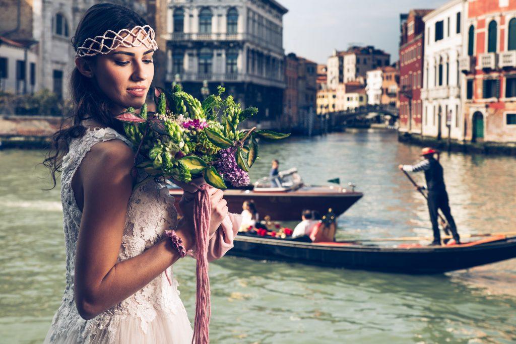 matrimonio. viaggio di nozze. venezia