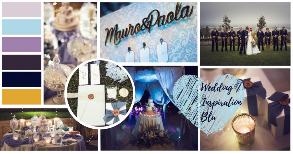 moodboard la wedding in tasca matrimonio in blu wedding inspiration