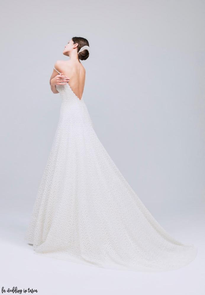 abito da sposa annagemma lascari
