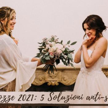 soluzioni matrimonio 2021 wedding planner