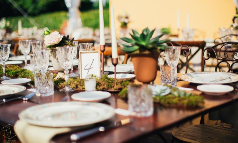 green wedding, matrimonio eco sostenibile